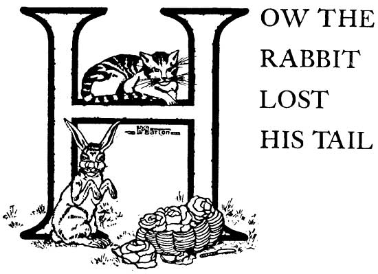 02 How the Rabbit Lost His Tail